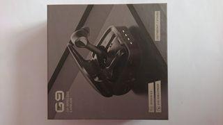 auriculares G9 EARDBUS