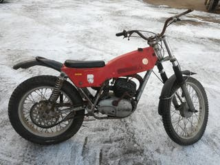 montesa cota 247 DOCUMENTADA