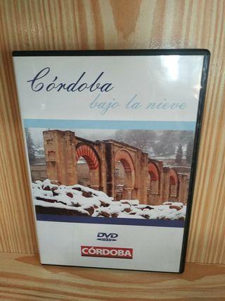 Dvd Córdoba bajo la nieve