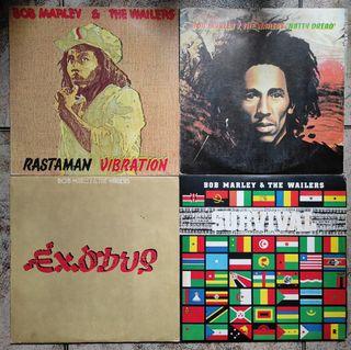 Vinilos de Bob Marley