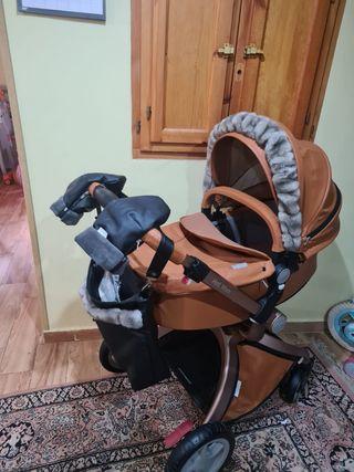 carro y silla