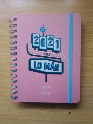 Agenda 2021 mr wonderful