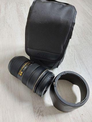 Objetivo Nikon, 24-70