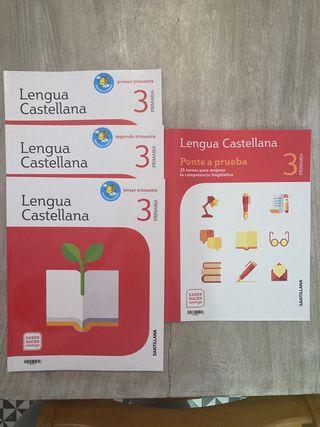 Lengua Castellana Primaria 3