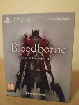 Bloodborne Edición Coleccionista