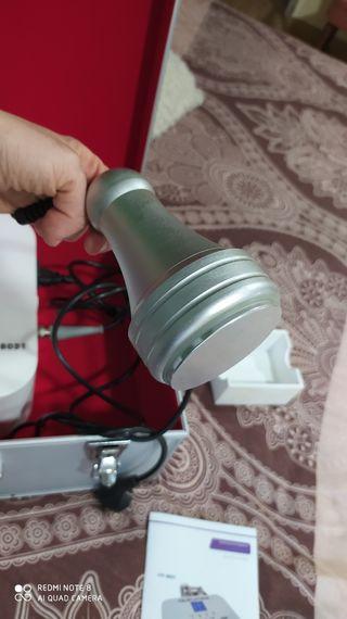 Maquina de cavitacion de uso doméstico