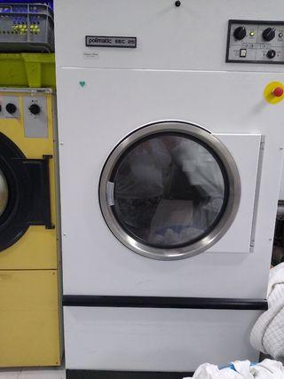 secadoras industriales y rodillo de plancha