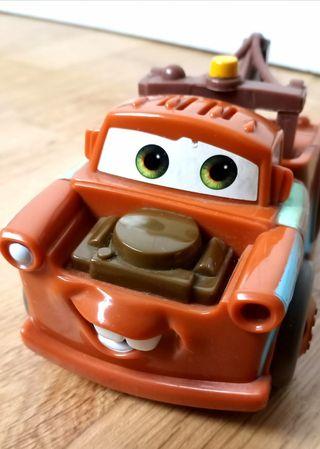 Coche Grúa Mater de Cars