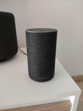 Alexa echo segunda generación