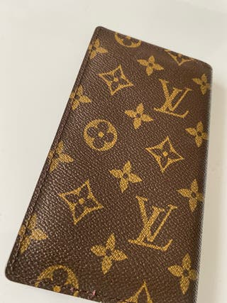 Funda agenda bolsillo Louis Vuitton original