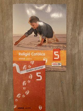 Religio Catolica primaria 5
