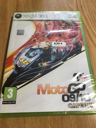 Moto GP 09/10 - Xbox 360 ( Nuevo)