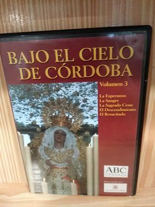 Dvd Bajo el cielo de Córdoba vol.3