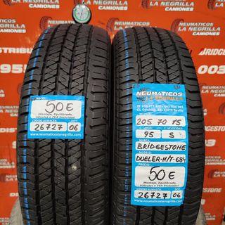 Neumaticos 205 70 15 95S Bridgestone Ref.26727