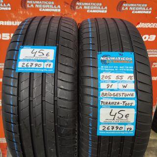 Neumaticos 205 55 16 91W Bridgestone Ref.26790