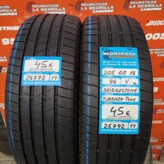 Neumaticos 205 60 16 96V Bridgestone Ref.26792