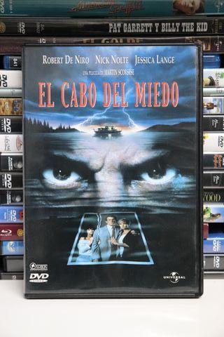 El cabo del miedo (Martin Scorsese) - DVD
