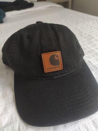 gorra Carhartt color negro
