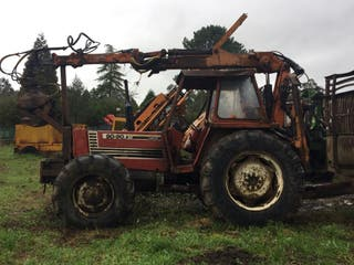 Tractor Forestal Fiat 90-90