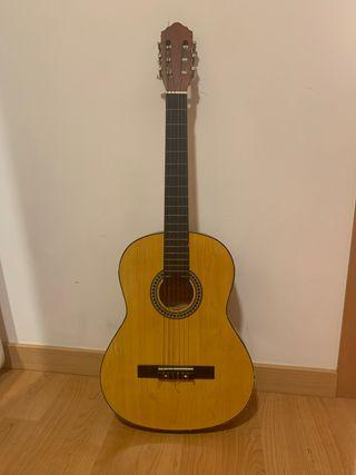 Guitarra española para principiantes