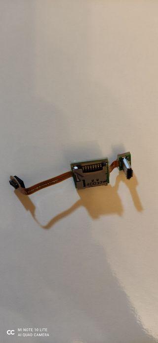 puerto de carga USB Garmin Edge 1000