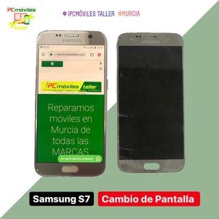 Samsung Galaxy S7 repara con IPC