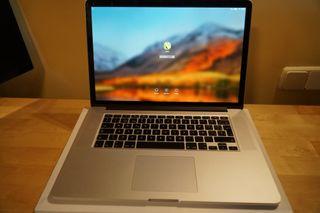 Apple Macbook Pro 15.4 i7 2.2GHz, 16GB, 256GB SSD