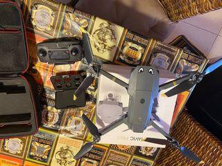 Mavic pro drone 1
