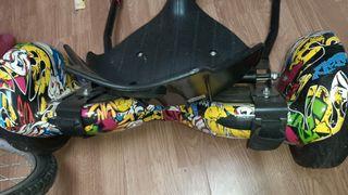 se vende patinete eléctrico hoverboard