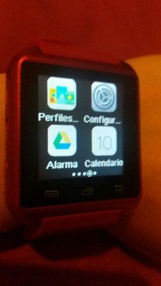Reloj Inteligente Con Bluetooth