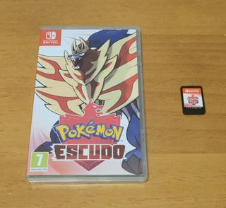 Pokémon Escudo ( Switch )