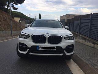 BMW X3 2018 garantia hasta marzo 2021