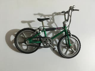 Bicicleta, maqueta, adorno, coleccionismo