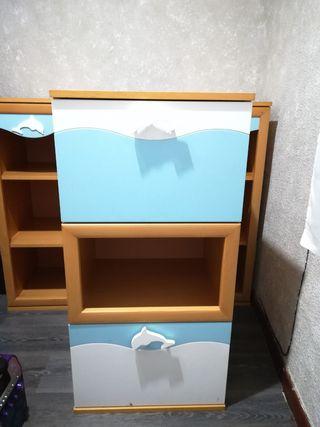 Mueble de habitación infantil