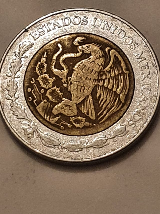 1N$coin from Mexico 1994