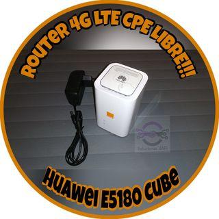 Router WI-FI 4G LIBRE!!! - Sin caja original