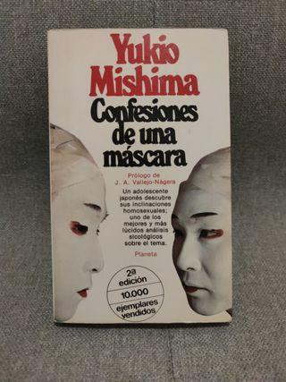 confesiones de una máscara, Yukio Mishima
