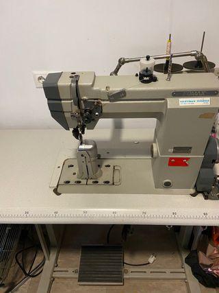 Máquina de coser calzado