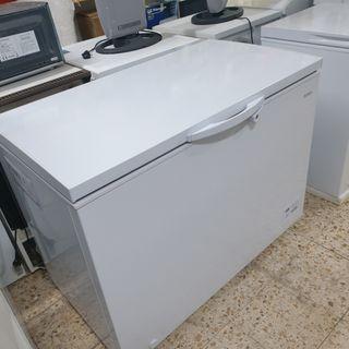 oferta congelador nuevo con pequeña tara d35L 220€
