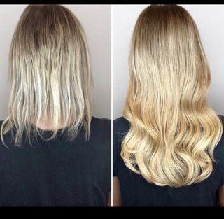 Extensiones de pelo en Leganes