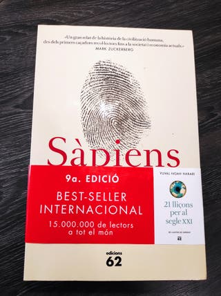 """""""Sapiens"""" - Yuval Noah Harari"""