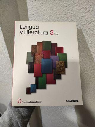 Lengua y literatura 3 ESO.