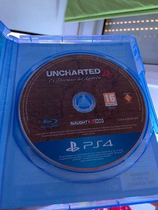 Uncharted 4 Y Bloodborne