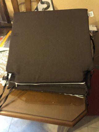 Colchón para asiento