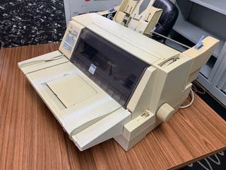 Impresora matricial EPSON LQ 670