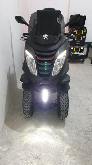 moto peugeot RX-r i