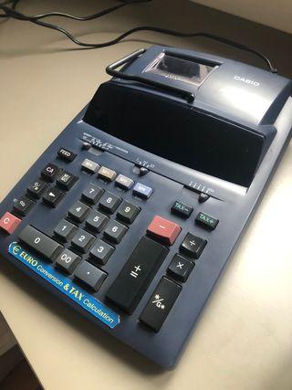 Calculadora impresora Casio FR-620TEC