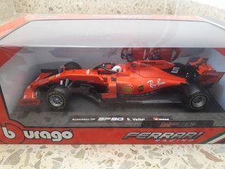 Maqueta Ferrari SF90