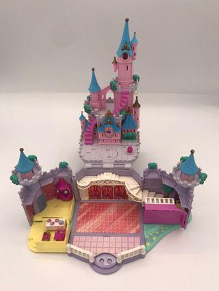 Vintage Disney 1995 Castillo d Cenicienta COMPLETO