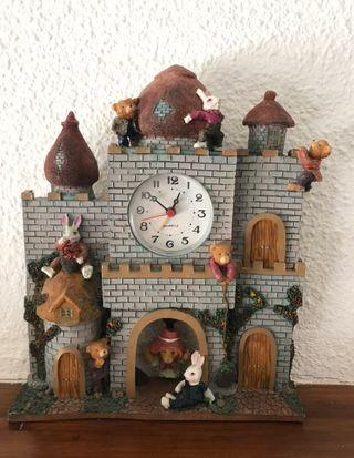 Reloj de porcelana Quartz